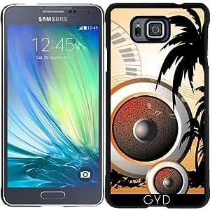 Funda para Samsung Galaxy Alpha - Altavoz by nicky2342