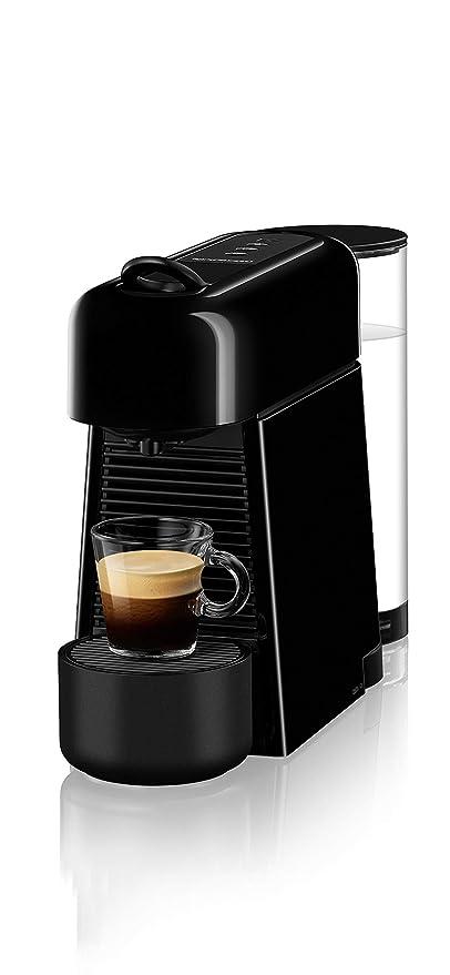Nespresso Essenza Plus D45 - Cafetera expreso en cápsulas (1260 W ...