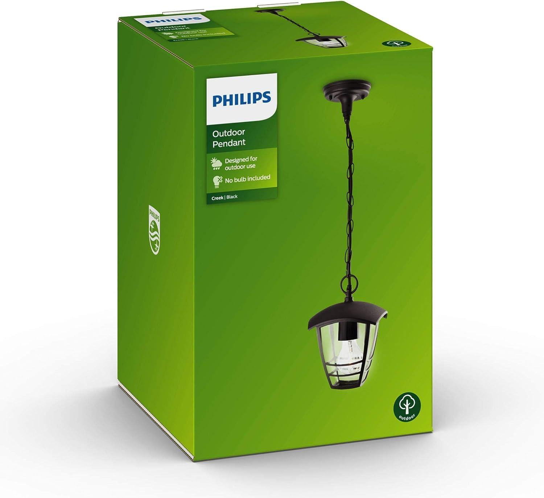 Philips myGarden Creek - Lámpara colgante de techo, iluminación ...