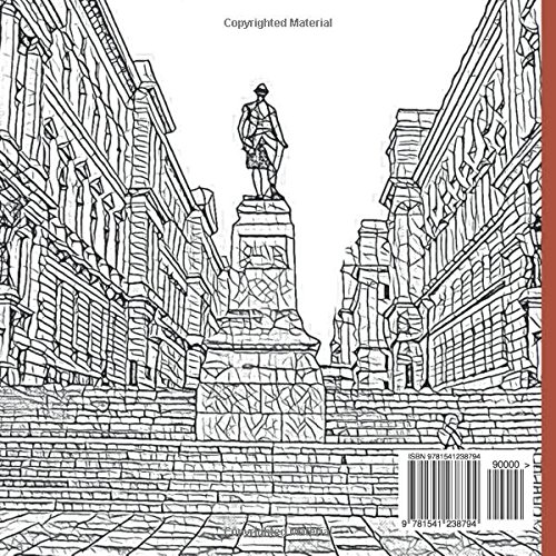 London Coloring Book For Adults Travel And Color Bridge Hyde Park Kings Road Notting Hill Market Big Ben Eye Buckingham Palace