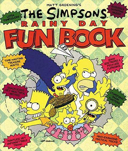 The Simpsons Rainy Day Fun -