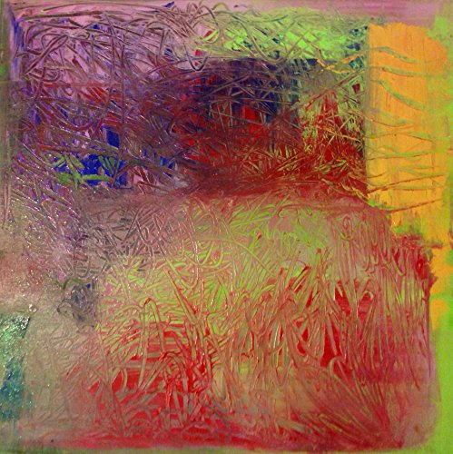 Abstract writing (Collins Abstract Painting)