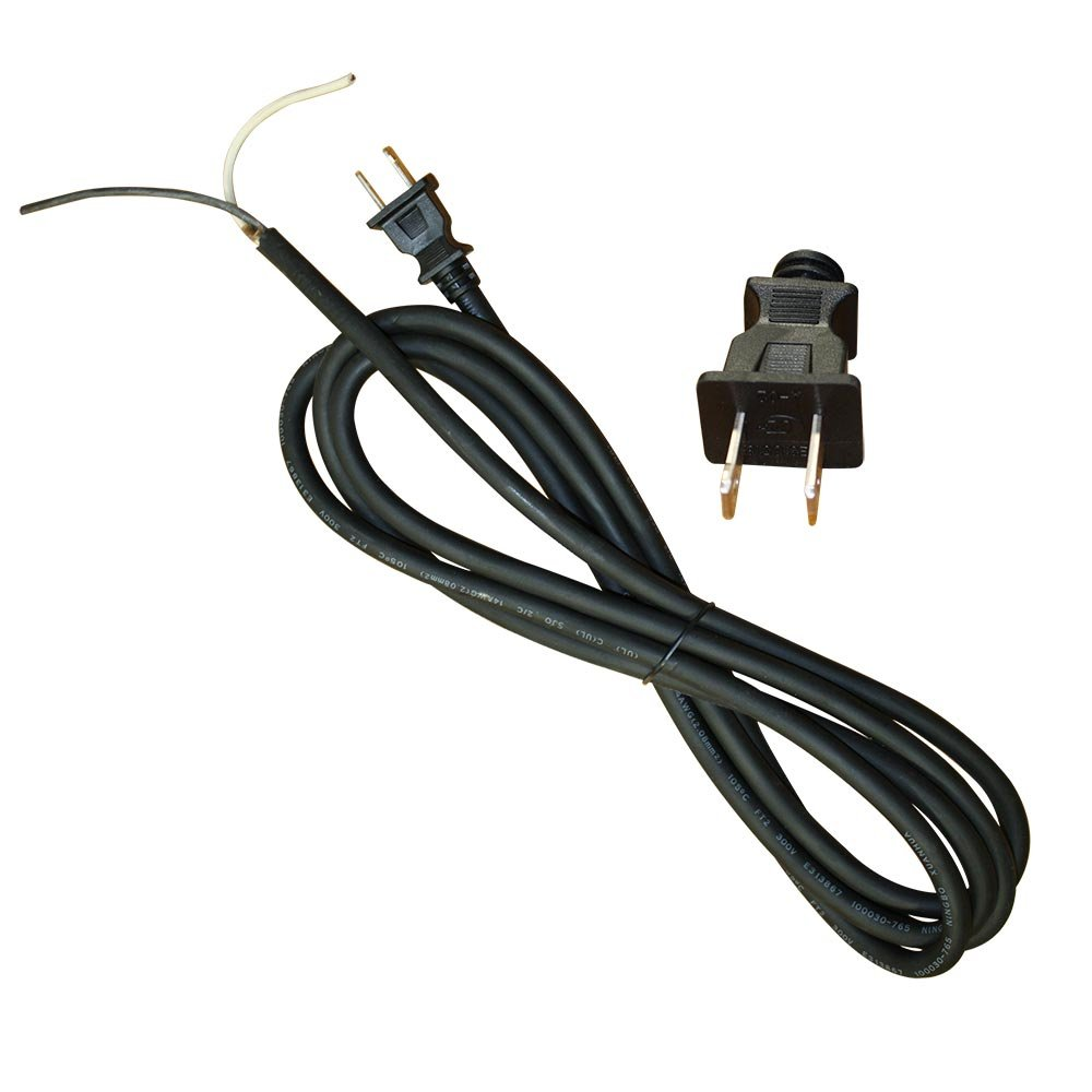 Superior Electric EC142 9 Feet 14 AWG SJO 2 Wire 125 Volt Electrical ...
