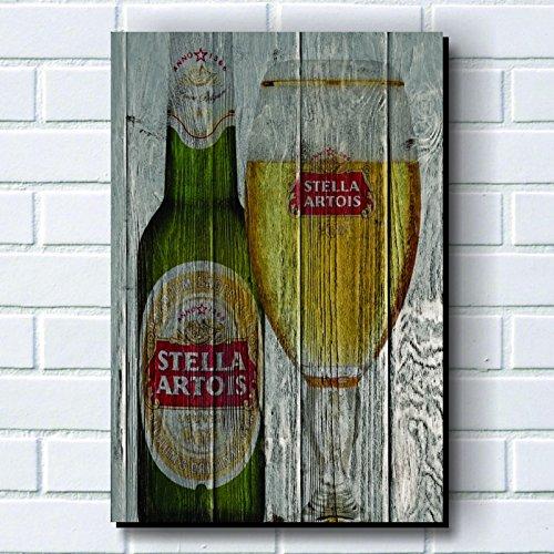 Placa Decorativa P658 - Cerveja Stella Artois