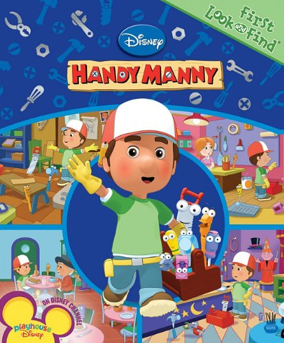 Download First Look and Find: Handy Manny ebook