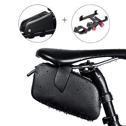 SADDLE BAG Conjunto de Bolsa Sillin Bicicleta Montaña Bolsa ...