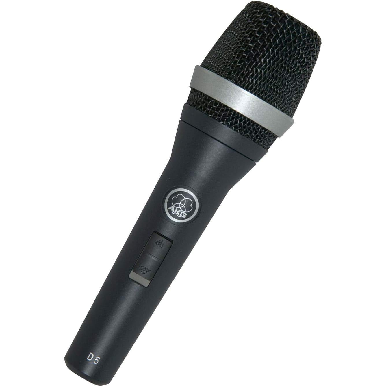 Micr/ófono din/ámico AKG D5S para voz, de mano
