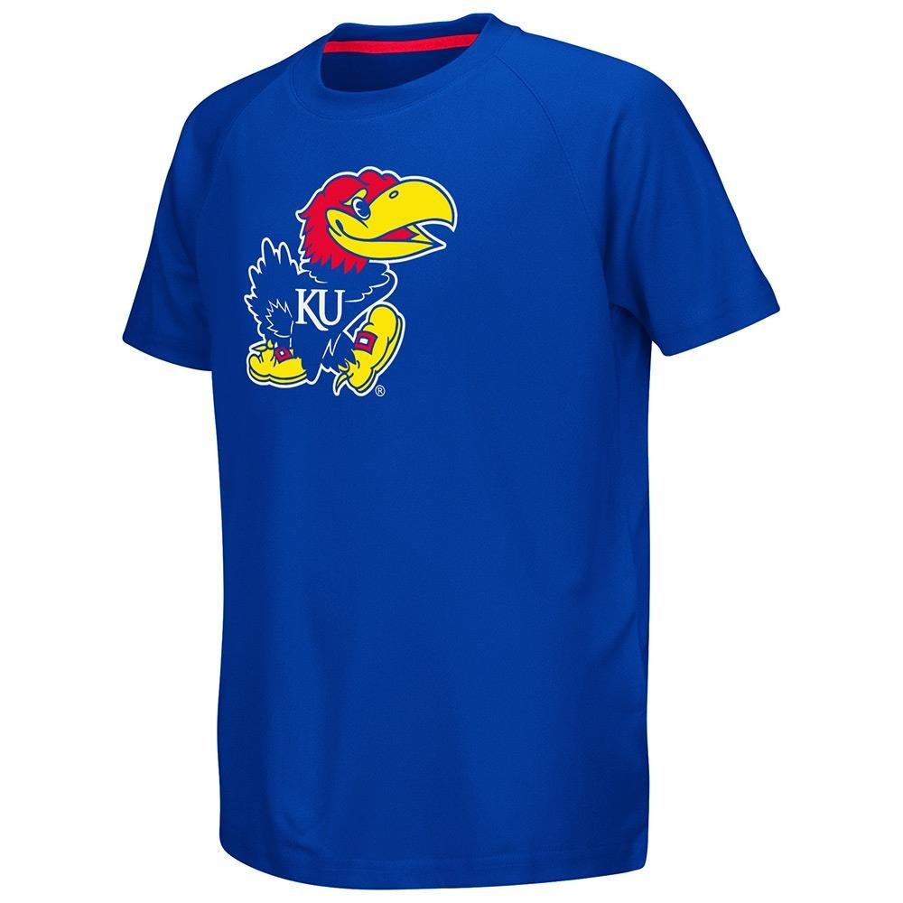 【ファッション通販】 ユースNCAA Kansas Kansas Jayhawks半袖Tシャツチームカラー XL XL ユースNCAA B06XYJBGBQ, ハウジングサポートプラザ:a3136429 --- a0267596.xsph.ru