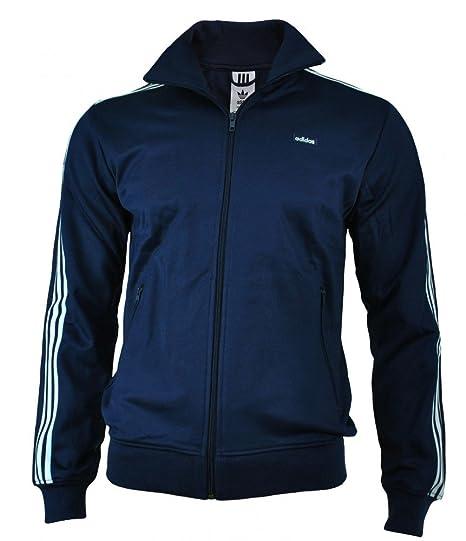 Adidas Originals Mens Beckenbauer Track Top M Blue