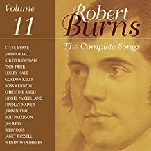 The Complete Songs of Robert Burns, Vol. 11