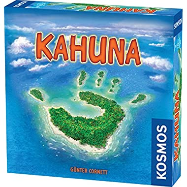 Kahuna Board Game (2-Player)