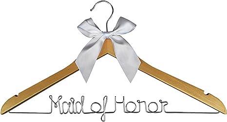 Personalized Wedding Hanger,bridesmaid Hanger,custom name hanger,bride hanger,gifts,Mother of the Bride Hanger,Mother of the Groom Hanger