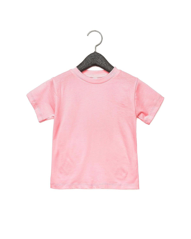 9f840c06c Amazon.com  Bella + Canvas - Toddler Short Sleeve Tee - 3001T  Clothing