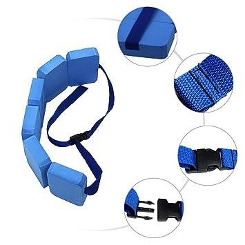 Starter 1PC Cinturón Flotador Para Niño, Cinturón De Flotación, Cinturón De Nylon EVA +