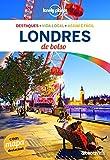 capa de Londres de Bolso - Coleção Lonely Planet
