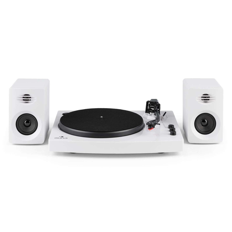 auna TT-Play - Tocadiscos con Dos Altavoces estéreo ...
