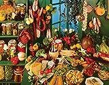 Springbok Italian Kitchen Jigsaw Puzzle, 500-Piece