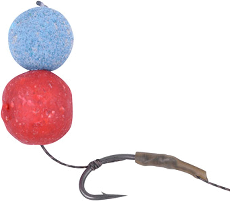 2 Karpfenvorfach Karpfenrigs Strategy Line Aligner Rig Fast Hooking 25cm 25lbs Vorf/ächer zum Karpfenangeln Karpfenmontage