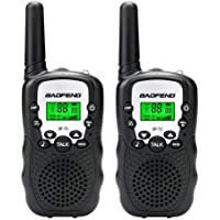 2-Pack Qianghong T3 Kids Mini Two Way Radios