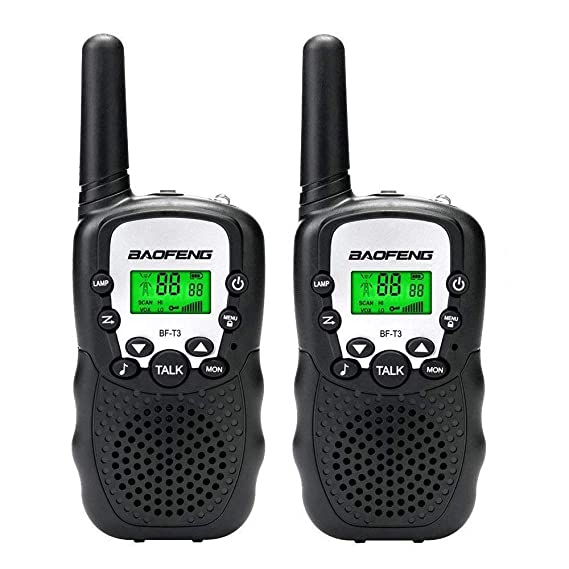 Amazon Com Qianghong T3 Kids Walkie Talkies 3 12 Year Old