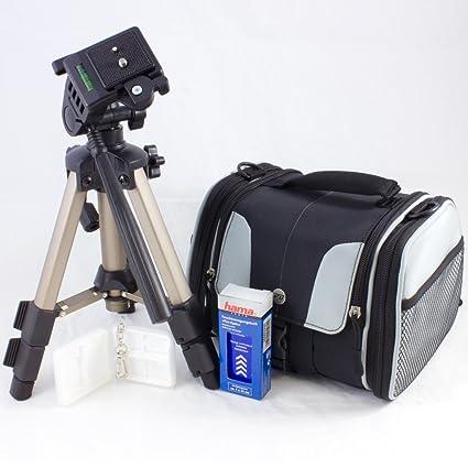 Kit DSLR para cámara réflex digital caja extensible + Tripode + ...