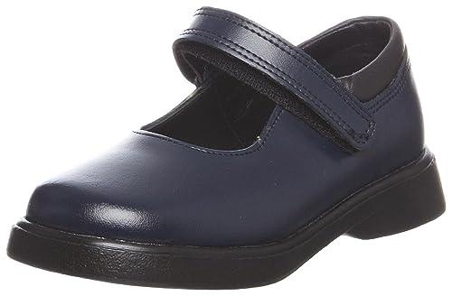 fe1376472d4ed Toughees Vivianne Velcro School Shoe