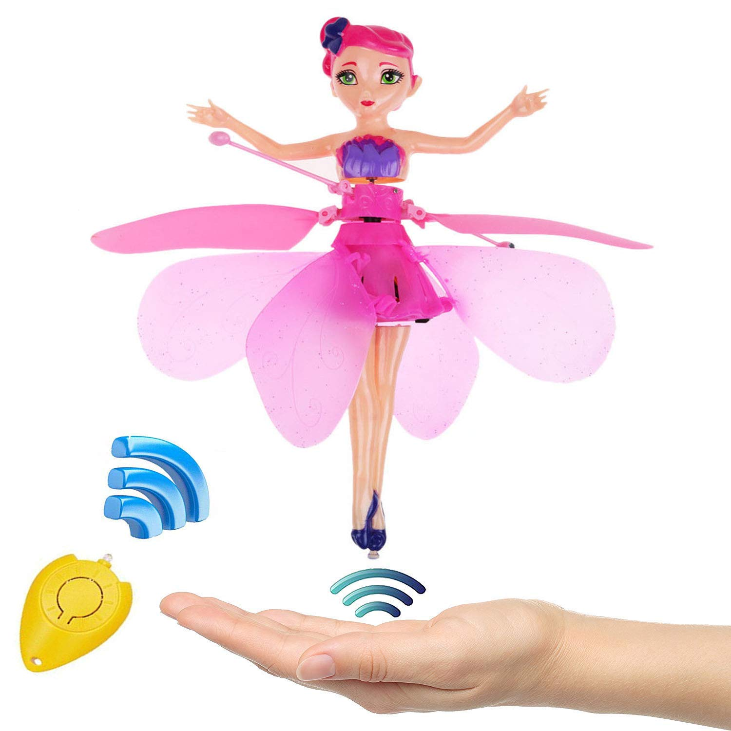 Flying Fairy Toys For Girls Topsimages