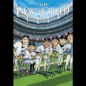 The New Yorker, April 8th 2013 (Hisham Matar, Jeremy Denk, Hendrik Hertzberg) Periodical