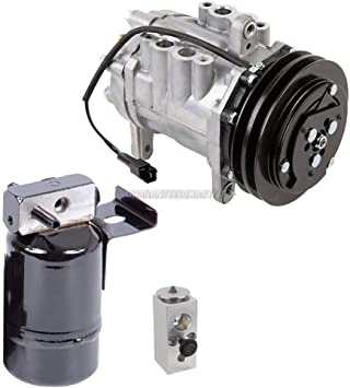 Amazon Com Ac Compressor A C Repair Kit For Dodge Ram D150 D250 D350 W150 W250 W350 Ramcharger W Gas Engine Buyautoparts 60 81977rs New Automotive