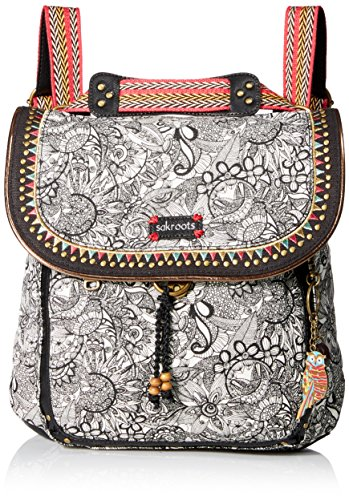 Sakroots Artist Circle Convertible Fashion Backpack,