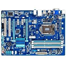 Gigabyte Intel H77 Lga 1155 AMD Crossfirex Dvi/Hdmi Dual Uefi Bios ATX Motherboard GA-H77-DS3H