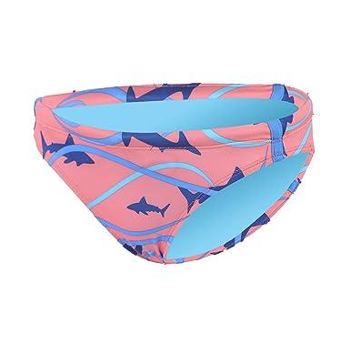ed156fd821ec Dolfin Bellas Printed Bikini Bottom, Finn Coral