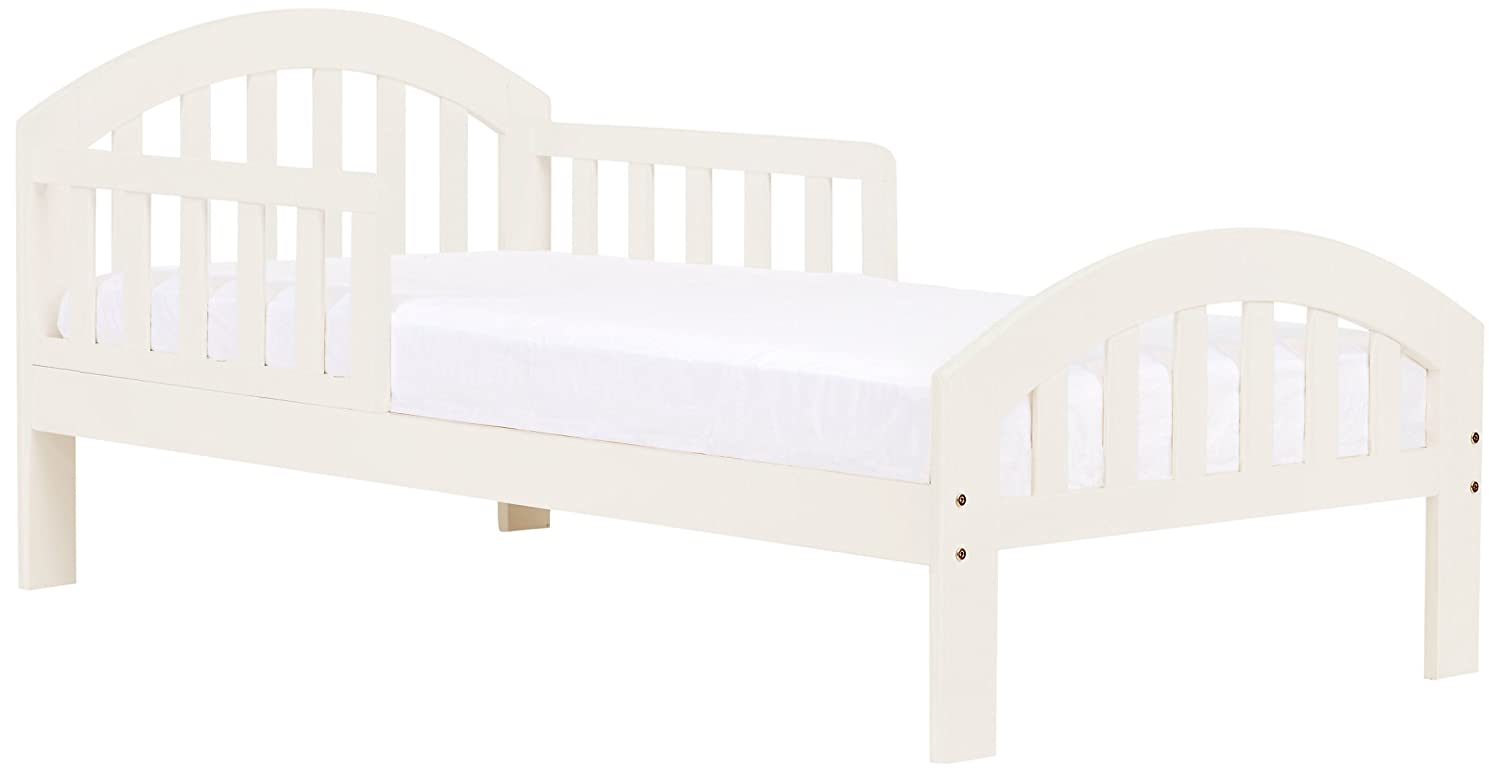 Mothercare Marlow Toddler Bed, White KB502