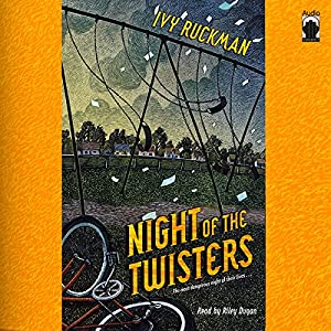 Night of the Twisters Hörbuch