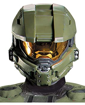 Horror-Shop Halo 3 Master Chief Casco