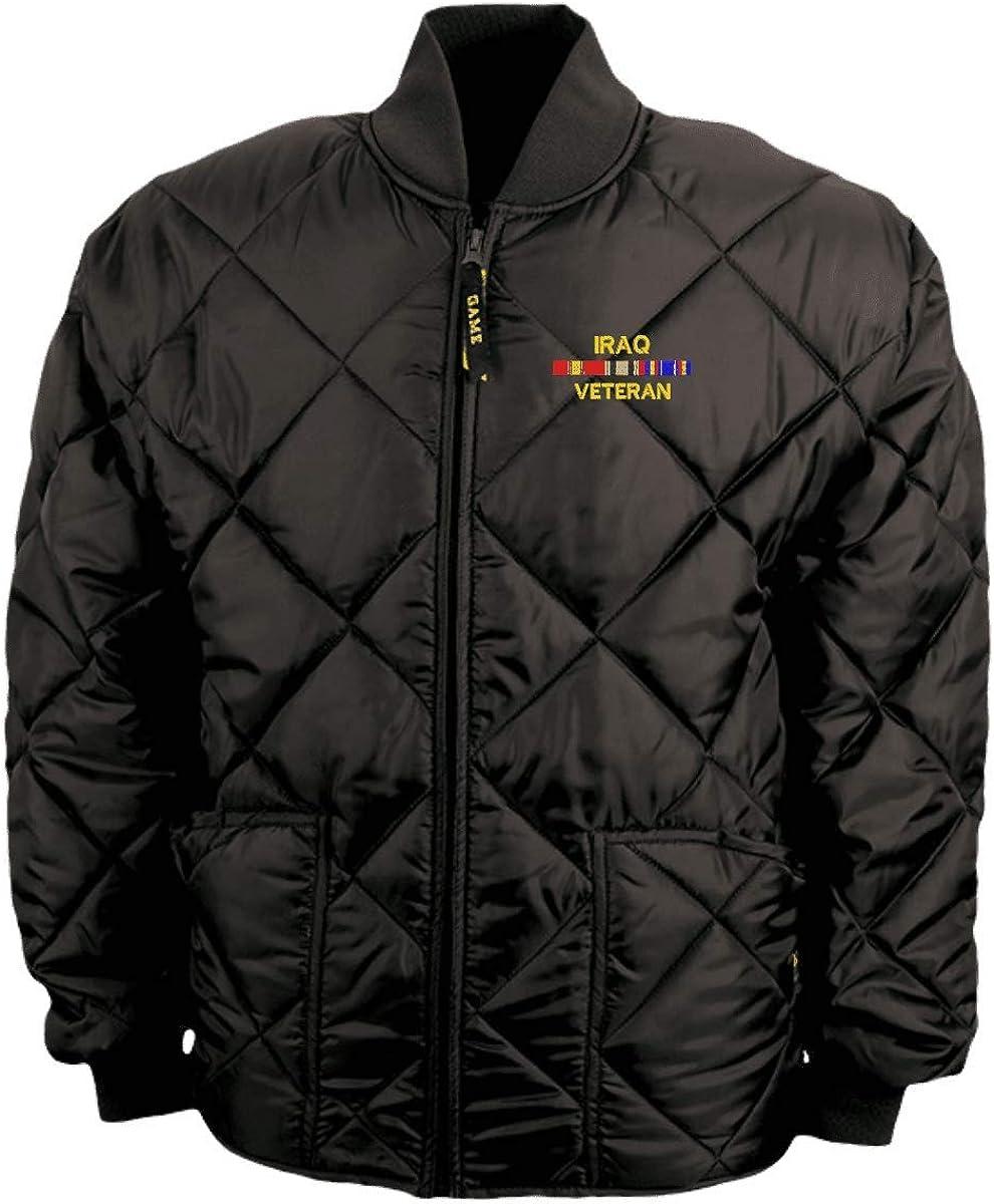 U.S Coast Guard Iraq Veteran Game Sportswear Finest Vest