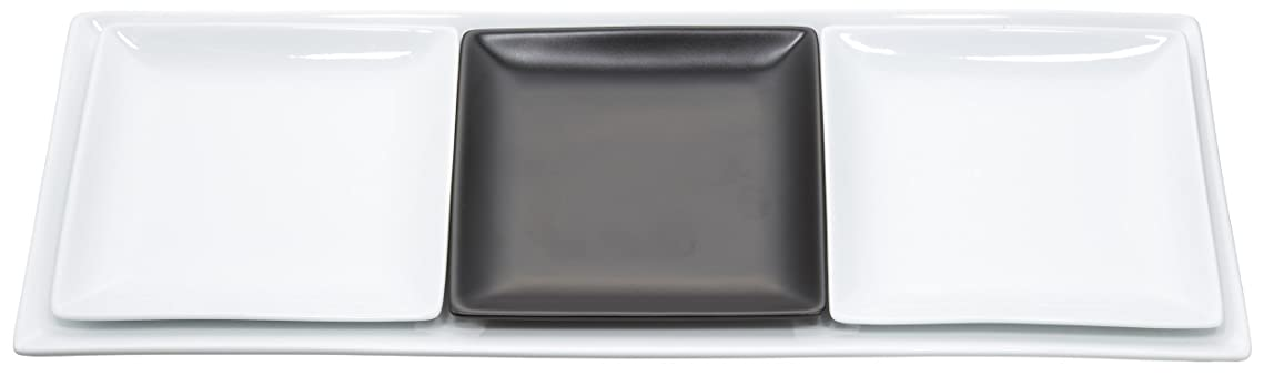 決定するイノセンス力強いうのふエメラルド笹の葉皿 付出皿 長皿 業務用 美濃焼 7a179-17-34f