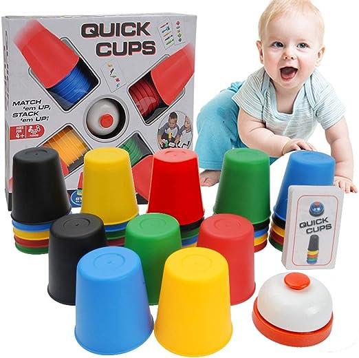 LCF GYGN Juguetes Infantiles educativos Juegos de Mesa Juegos de Entretenimiento de Padres y niños Juegos interactivos Juguetes: Amazon.es: Hogar