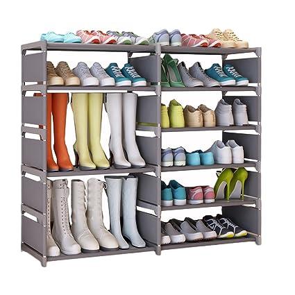 Favorit UDEAR Schuhschrank Schuhregal Storage Shoe Rack Tragbar Schuhe CL93