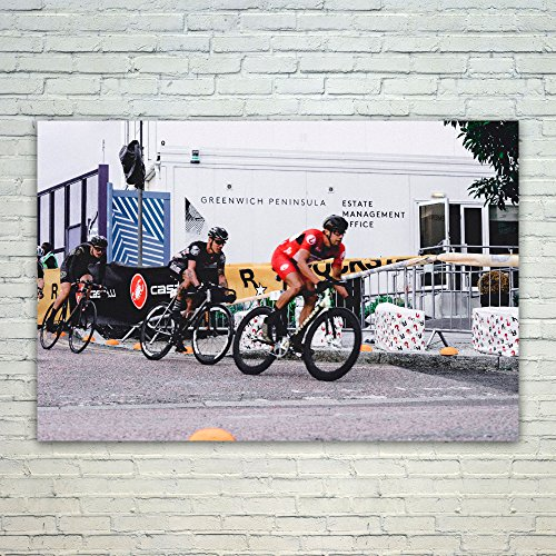 Westlake Art Poster Print Wall Art - Road Bicycle - Modern P