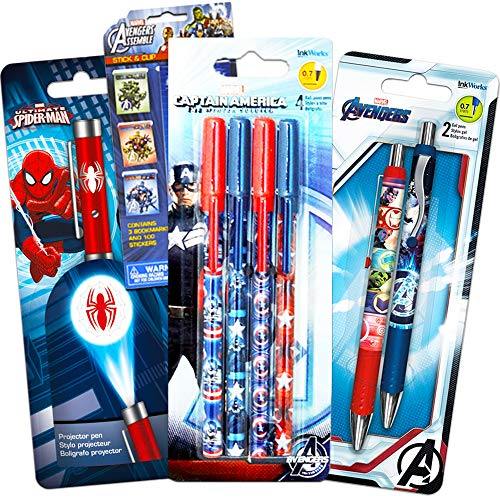avengers school supplies - 6