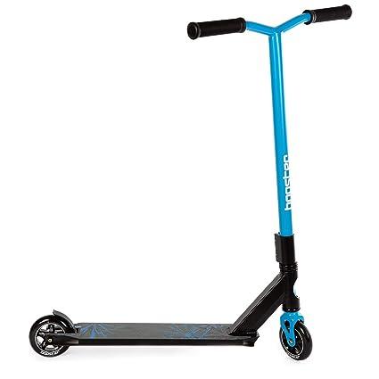 Bopster Patinete para Trucos y Saltos Freestyle Giro 360 Grados Ligero Manillar Ancho Deck Deportivo
