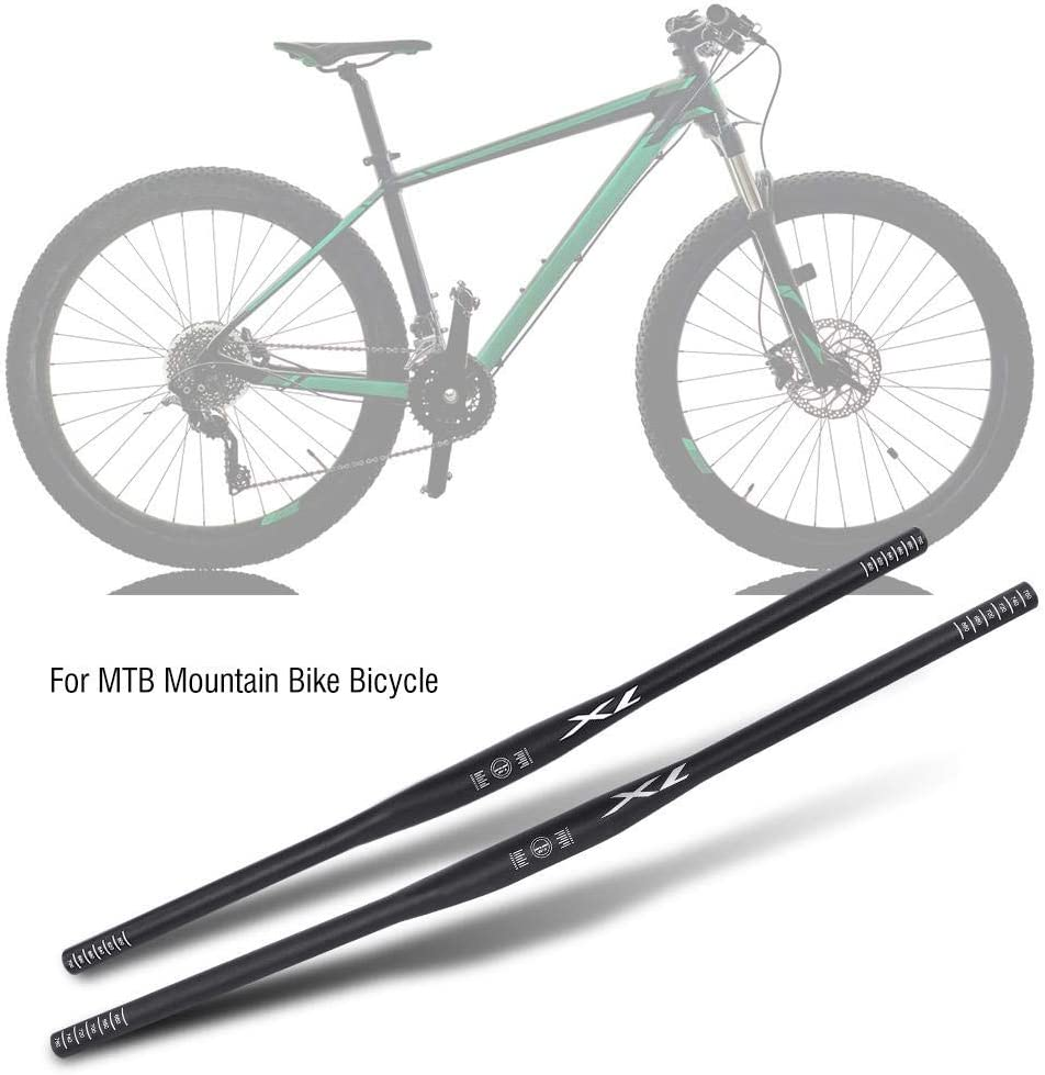 Alfa Pasca Carbone Mountain Bicycle Guidon Plat VTT V/élo Guidon