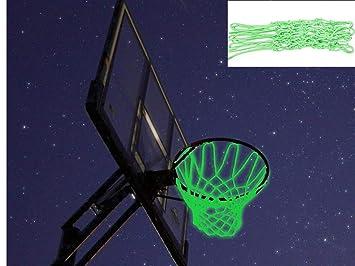 Amazon.com: captank brilla Red de baloncesto, brillante en ...