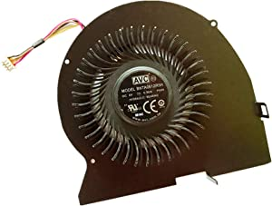 Replacement Compatible Laptop CPU Cooling Fan Cooler for Lenovo IdeaPad Y510P Y510PT-ISE Y510P-IFI Y510PA BNTA0612R5H P005 AVC Model dc 5v 0.50a