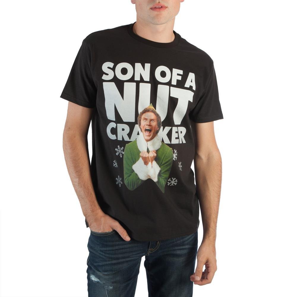 Elf Movie Son Of A Nut Cracker S T Shirt 2329