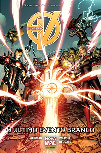 Os Vingadores – O Último Evento Branco