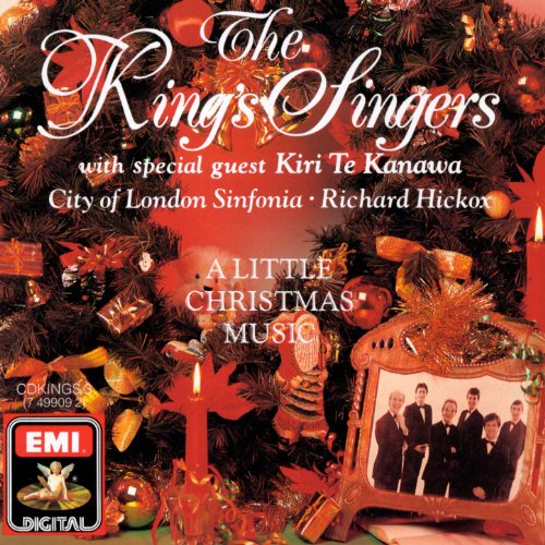 Classical Christmas Album Singers (A Little Christmas Music)