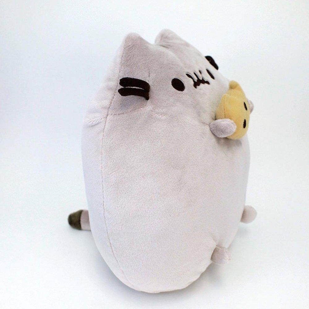 Gund Pusheen Sushi Snackable Stuffed Toy Plush Animals Amazon Canada