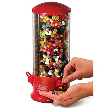 Distribuidor de Golosinas, Chewing gum y Peanuts - 3 compartimentos - 29 x 13 cm: Amazon.es: Juguetes y juegos